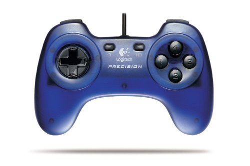 Logitech Precision Gamepad For Sale