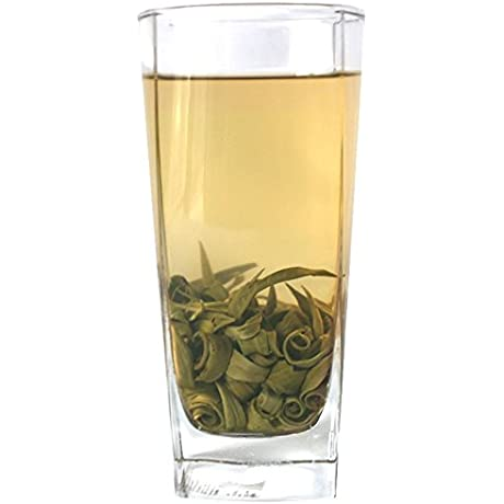Aseus Bai Xiang Sets 2017 New Tea Flowers And Jasmine Tea Special Daughter Ring Luzhou Flavor 500g Canned Mail