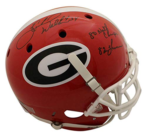 georgia bulldogs authentic helmet - 9