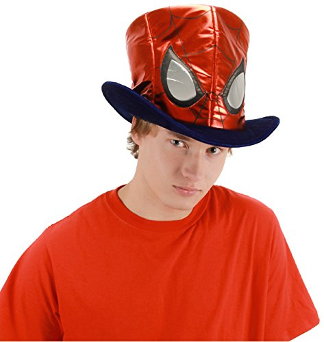 Spider Man New Costumes Comic (Marvel Spider-Man Hat)