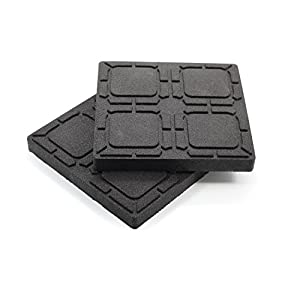 Camco 44600 8.5″ x 8.5″ Leveling Block Non Slip Pad