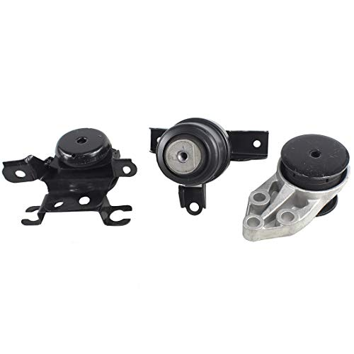 (DNJ MMK1070 Complete Engine Motor & Transmission Mount kit for 2001-2004 / Mazda, Ford/Escape, Tribute/DOHC /)