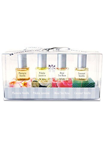 Island Bath & Body Mini Perfume Assortment 4-Pack