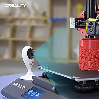 MMLC Creality 3D Viewer - Cámara 3D para Impresora (1080P, Mando a ...