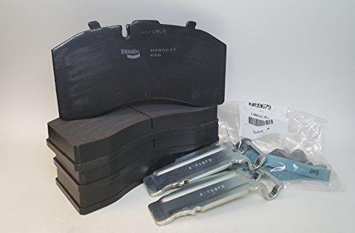 Bendix Gear - Bendix K070796 Brake Pad Kit 2M0514H