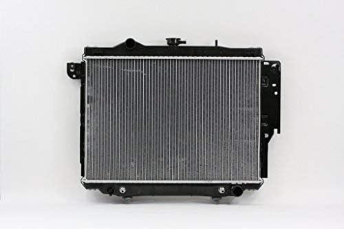 5.9L AT PT//AC Radiator For//Fit 2291 98-02 Dodge RAM Pickup 3.9 5.2
