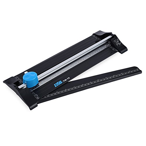 Blue Stones Muiltfunctional DSB TM - 10 3 in 1 A4 Precision Photo Paper Card Craft Rotary Cutter Cutting Trimmer Ruler by Blue Stones