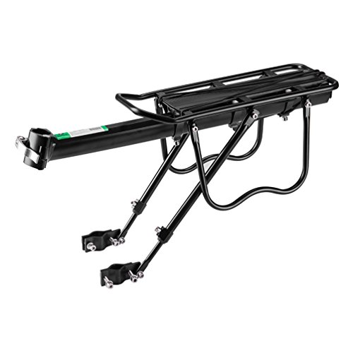 RockBros Bike Cargo Rack Quick Release Bicycle Carrier Rear