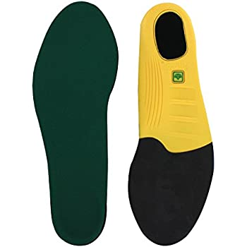 Spenco Polysorb Heavy Duty Maximum All Day Comfort and Support Shoe Insole, Women's 5-6 / Men's 4-5