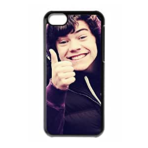 I-Cu-Le Print Harry Styles Pattern PC Hard Case for iPhone 5C