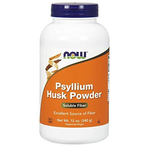 Cheap NOW Psyllium Husk Powder, 12-Ounce