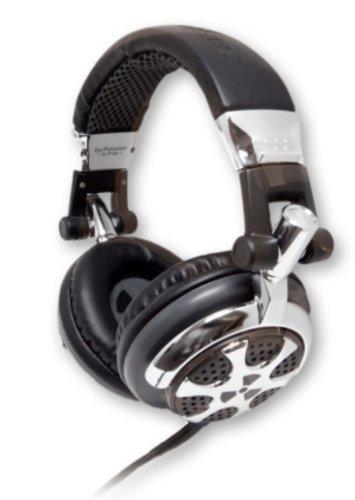 EarPollution DJ-Style Headphones - Hustle (EP-DJ-HUSTLE)