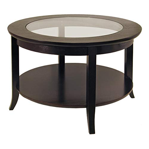 Winsome Wood 92219 Genoa Occasional Table, Espresso