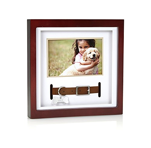 Pearhead Dog Or Cat Pet Collar Keepsake Frame by Pearhead