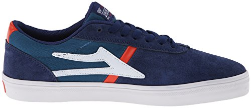 Lakai Men's Vincent Action Shoe Navy Suede free shipping best wholesale looking for cheap online cost for sale zuIOdkas6