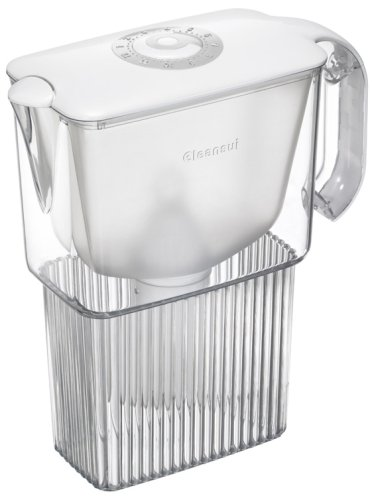 Alkali pot CLEANSUI CP007 CP007-GR Gray CLEANSUI pot-type water purifier Rayon (Japan Import)