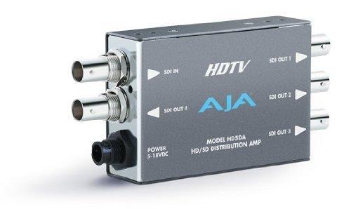 - AJA D5DA SDI Distribution Amplifier by AJA Video Systems