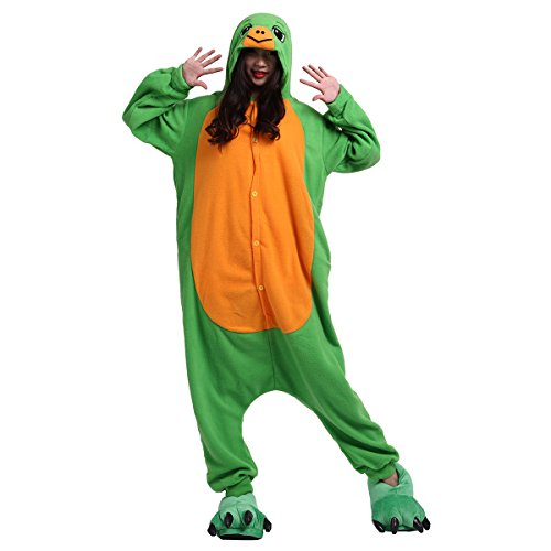 Animale Pigiamas Casa Costume Kigurumi Cosplay Unisex Bradipo Adulto Di Onesie XL Tartaruga Anime Halloween Cartone Mare S Pigiama PvPwq