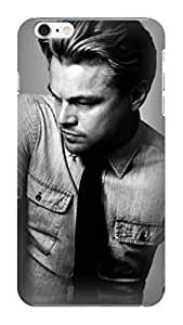 Durable Phone Protection Case/cover fashionable TPU New Style Popular Leonardo Dicaprio Designed for iphone 6 Plus Kimberly Kurzendoerfer