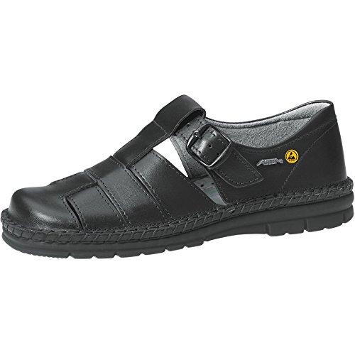 Abeba , Herren Sicherheitsschuhe schwarz schwarz 38