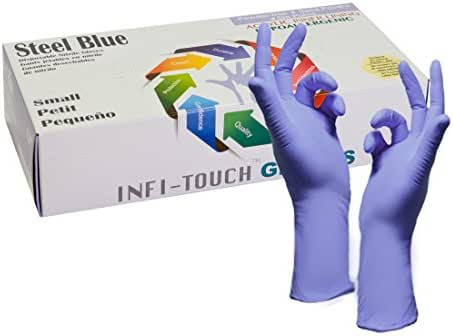 Disposable Gloves: Infi-Touch Nitrile Gloves