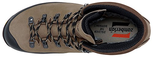 7430b3781f4 Zamberlan Men's 960 Guide GTX RR Brown Leather Backpacking Boots