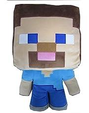 Minecraft Steve Character Pillow