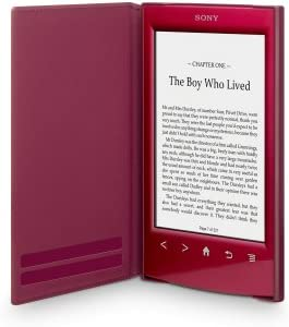 Sony PRSASC22R.WW - Funda Blanda para ebook Sony PRS-T2, Color ...