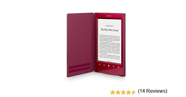 Sony PRSASC22R.WW - Funda Blanda para ebook Sony PRS-T2, Color ...