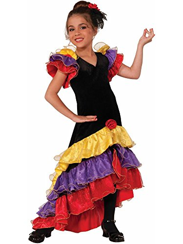 Flamenco Dancer Costume for -