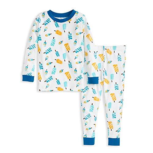 Burt's Bees Baby Pajamas, Tee and Pant 2-Piece PJ