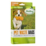 Bio Bag Premium Pet Waste Bags, Standard Size, 50 Count - Pack of 4 - PACKAGING OR COLOR MAY VARY