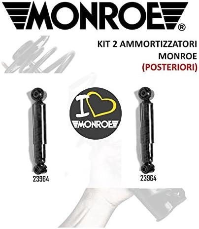 Kit 2/amortisseurs arri/ère Monroe