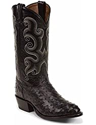 Tony Lama Mens Wimberley Stark Cowboy Boots