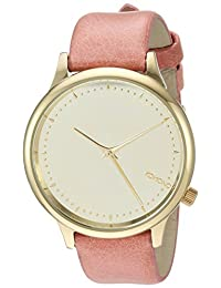 KOMONO Women's KOM-W2870 Estelle Analog Display Japanese Quartz Pink Watch