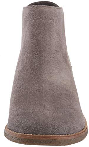 Grey Boot Top sider Women's Lani Sperry Ankle Maya 40Hqnwx