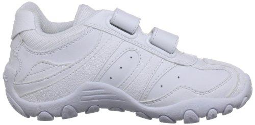 Crush Niños white Para J M Blanco Zapatillas Geox Pw7qn5