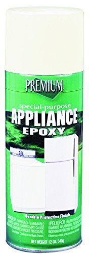 appliance epoxy spray paint white - 7