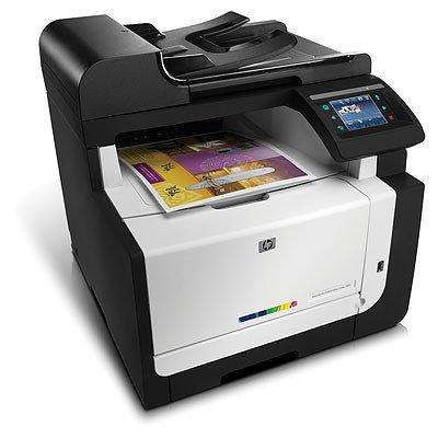 - HP Refurbish Color LaserJet Pro CM1415FNW Multifunction Printer (CE862A) - Seller Refurb