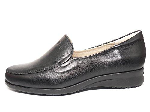 PITILLOS Women's Shoes Black AcsSfsYRsk