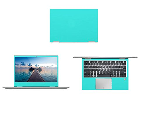 Mint Green skin decal wrap skin Case for Lenovo Yoga 720 13 13.3 2 in 1 Laptop