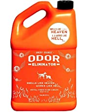 ANGRY ORANGE Pet Odor Eliminator for Home - Citrus Deodorizer for Urine Stains & Strong Smells on Carpet, Furniture, or Floors - Puppy Supplies