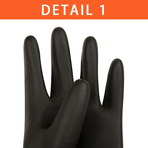 Buy rubber apron chemical resistant