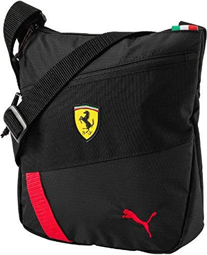 Sac Puma Sf Ferrari Fanwear Portable Nero