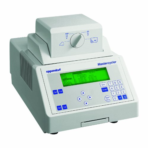 Eppendrof 950000058 Mastercycler Thermal Cycler with Heat...