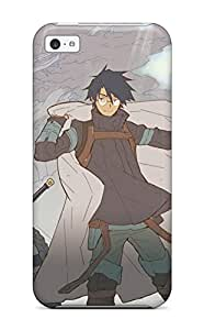 For WilsonCastle Iphone Protective Case, High Quality For Iphone 5c Log Horizon Skin Case Cover