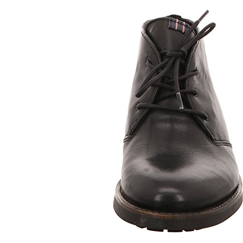 Marc Shoes Kent, Polacchine Uomo Nero (Nero (100 Black))