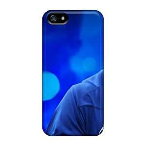 Fashionable Design Popular Fc Everton Rugged Cases Covers For Iphone 5/5s New