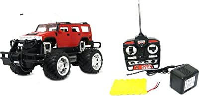 My Web RC Hummer H2 1:14 - Ready To Run Red, Black from My Web RC