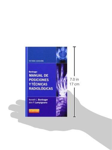 Bontrager Posiciones Radiologicas Y Correlacion Anatomica Ebook Download